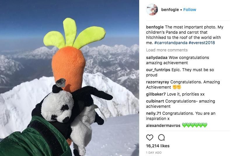 @benfogle Instagram