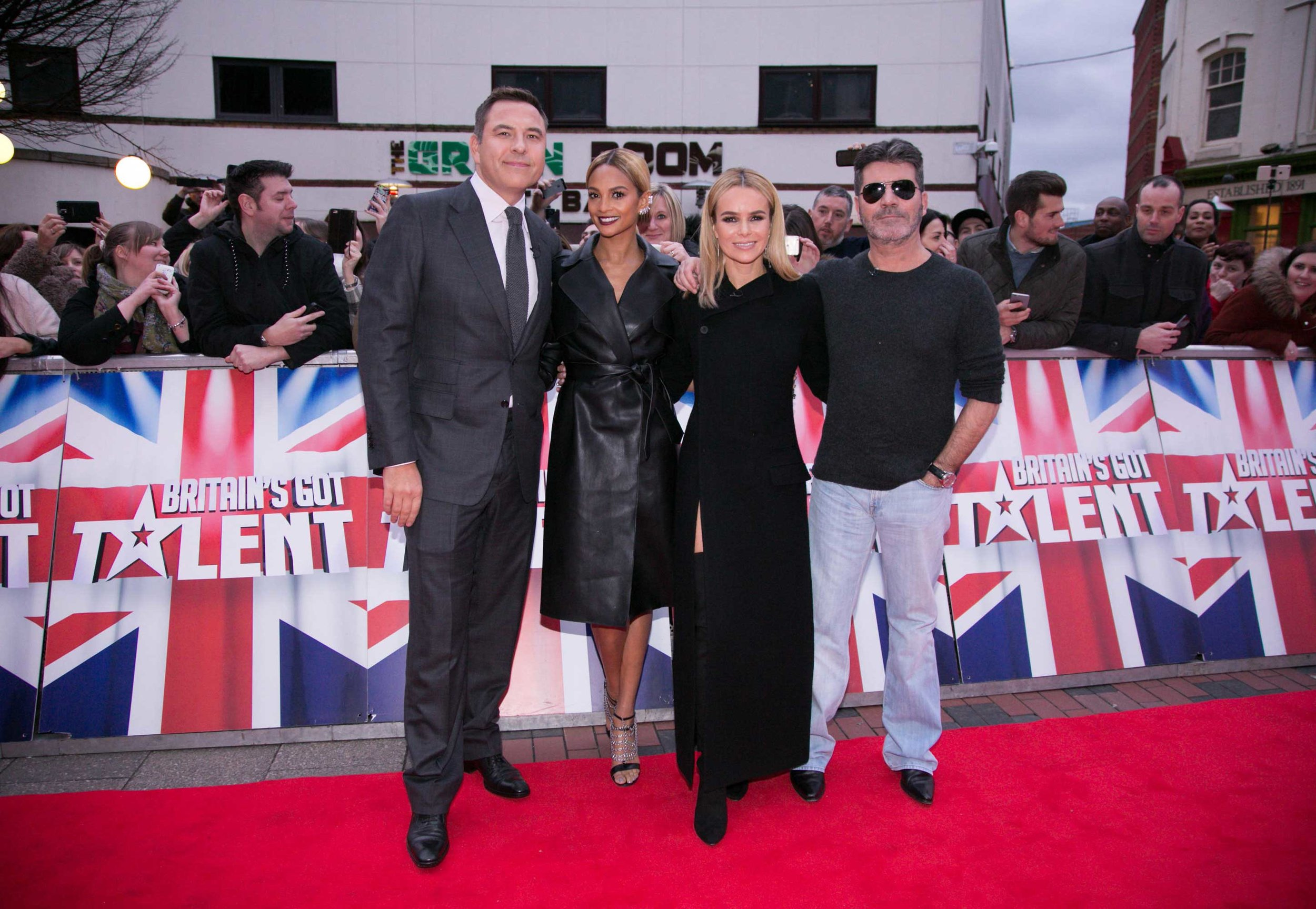 Simon is also having Britain's Got Talent's Alesha Dixon as a judge who has previously worked with Bruno on Strictly Come Dancing