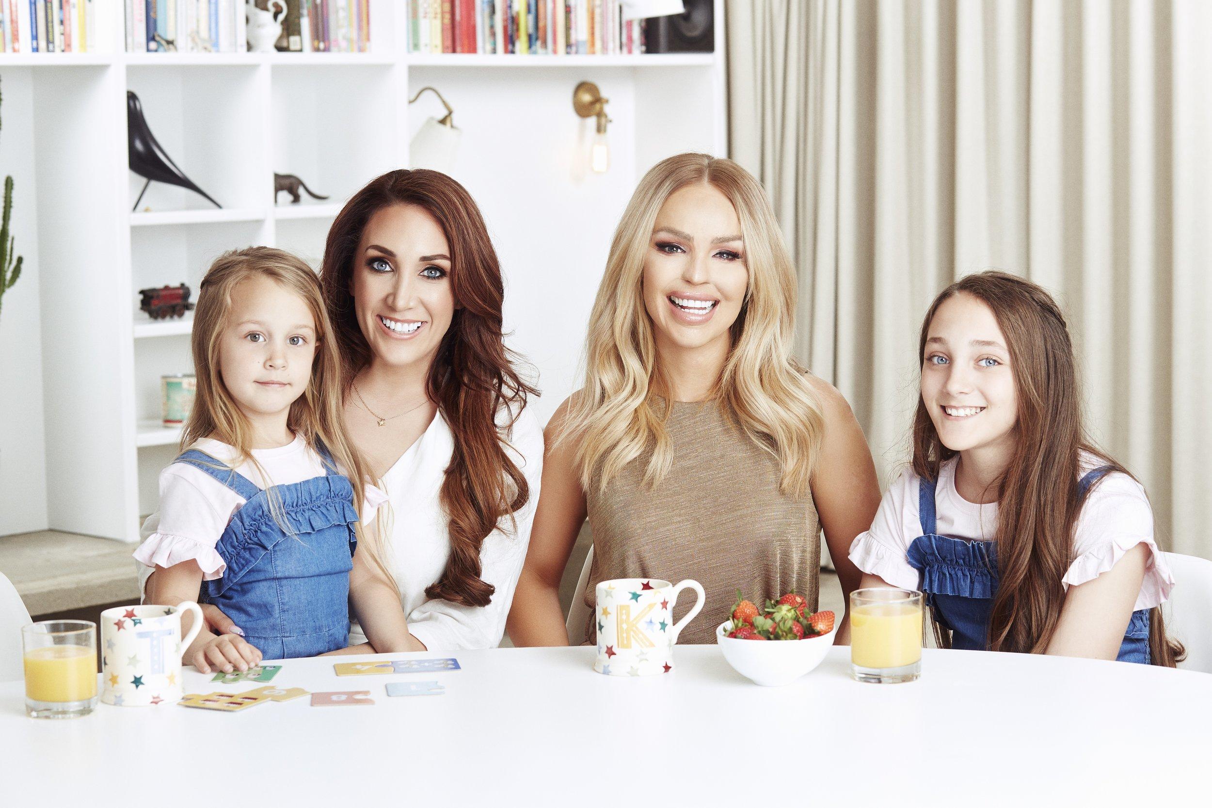The Healthy Happy Mum Plan Katie Piper, TerriAnn Nunns