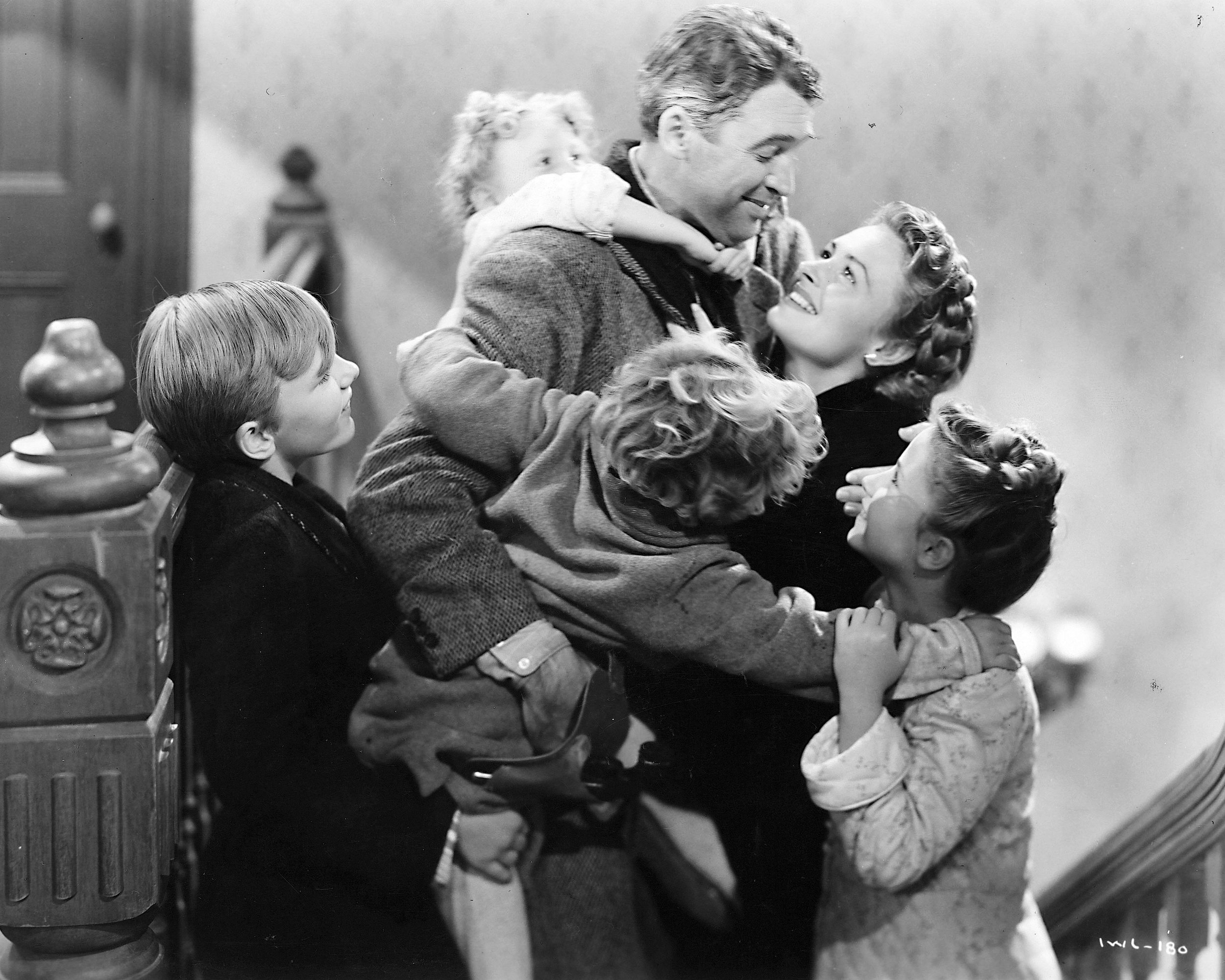 It's A Wonderful Life was his most iconic film