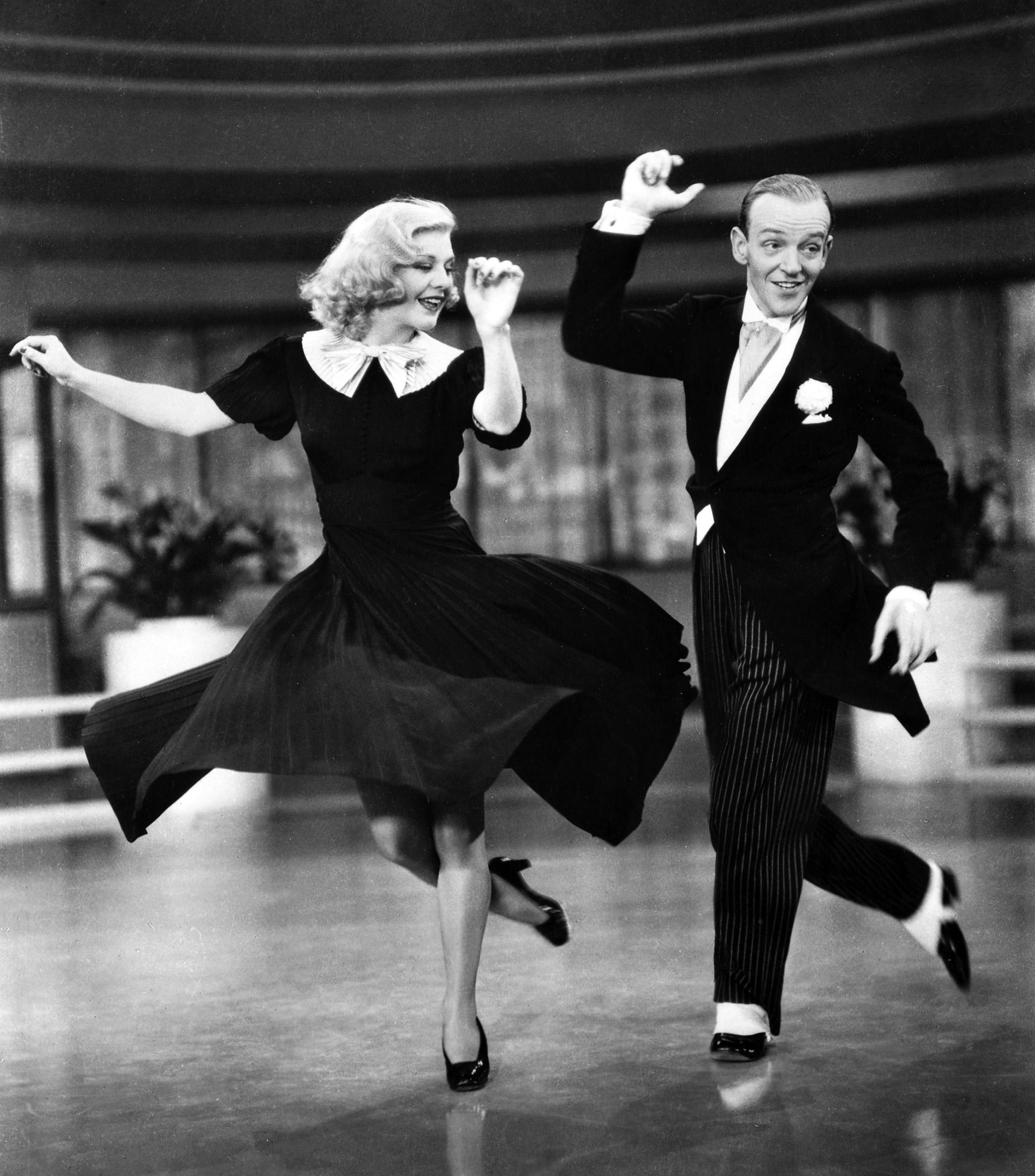Ginger Rogers Backwards And In Heels Yours