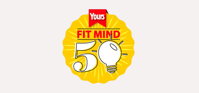 Sign up to the Fit Mind 50 challenge