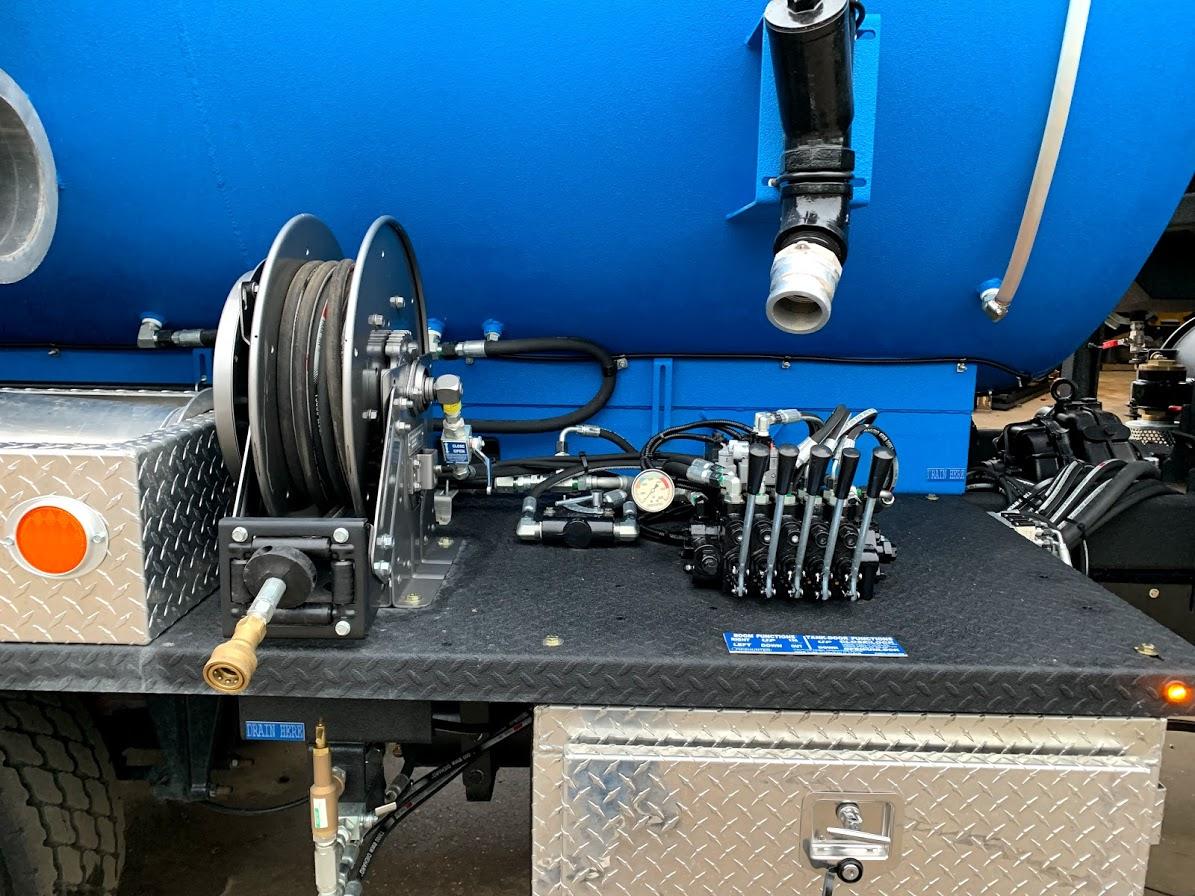 Dead Simple Hydraulic System -
