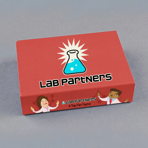 Lab Partners Launches! - Well, today is the day. Top Tier Games has officially launched its first Kickstarter game, Lab Partners!