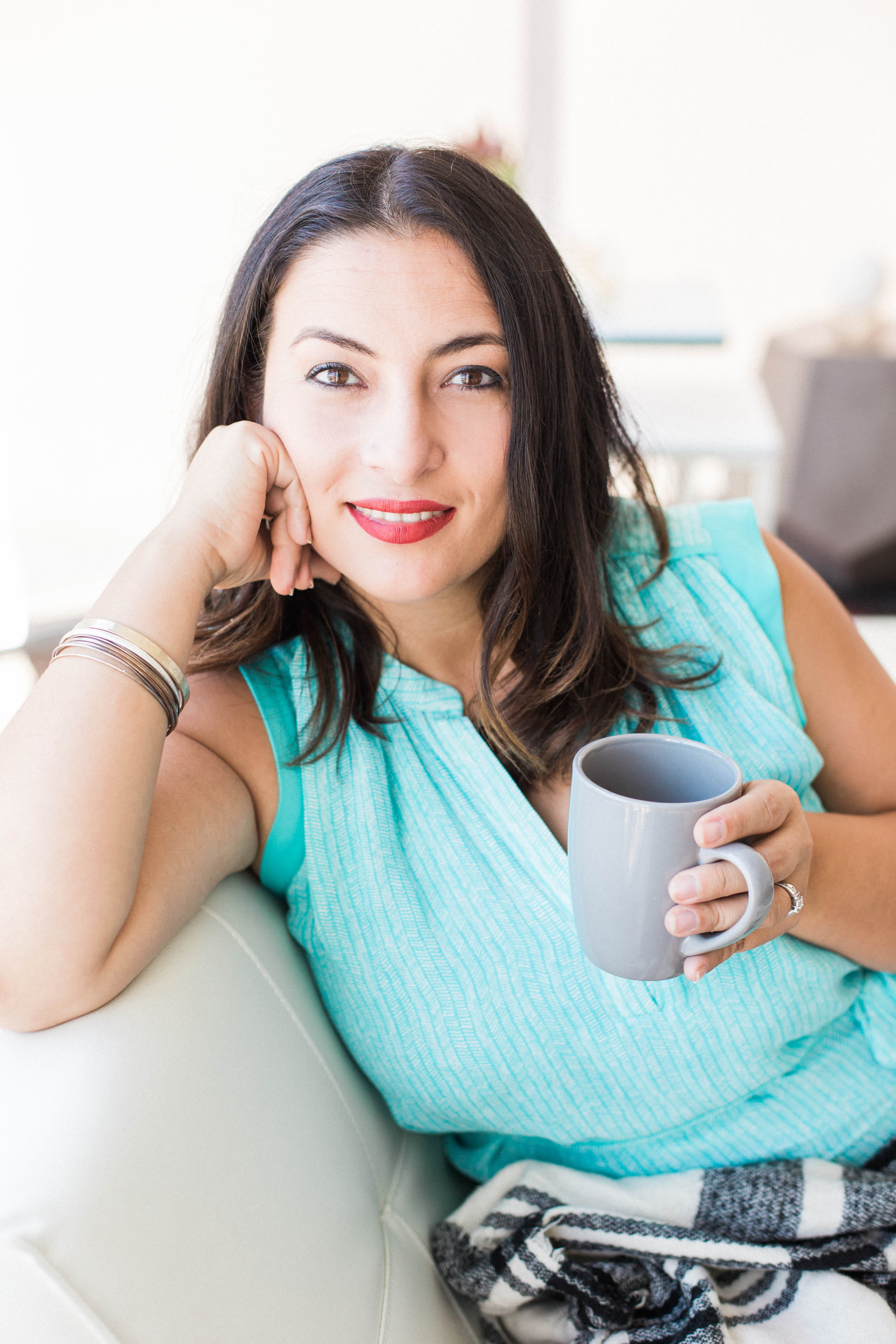 Maruxa Murphy is the founder of Perky Perky Coffee, which aims to invite women back into their power! She has 3 major loves in her life: Coffee, Conversation, and Community.
