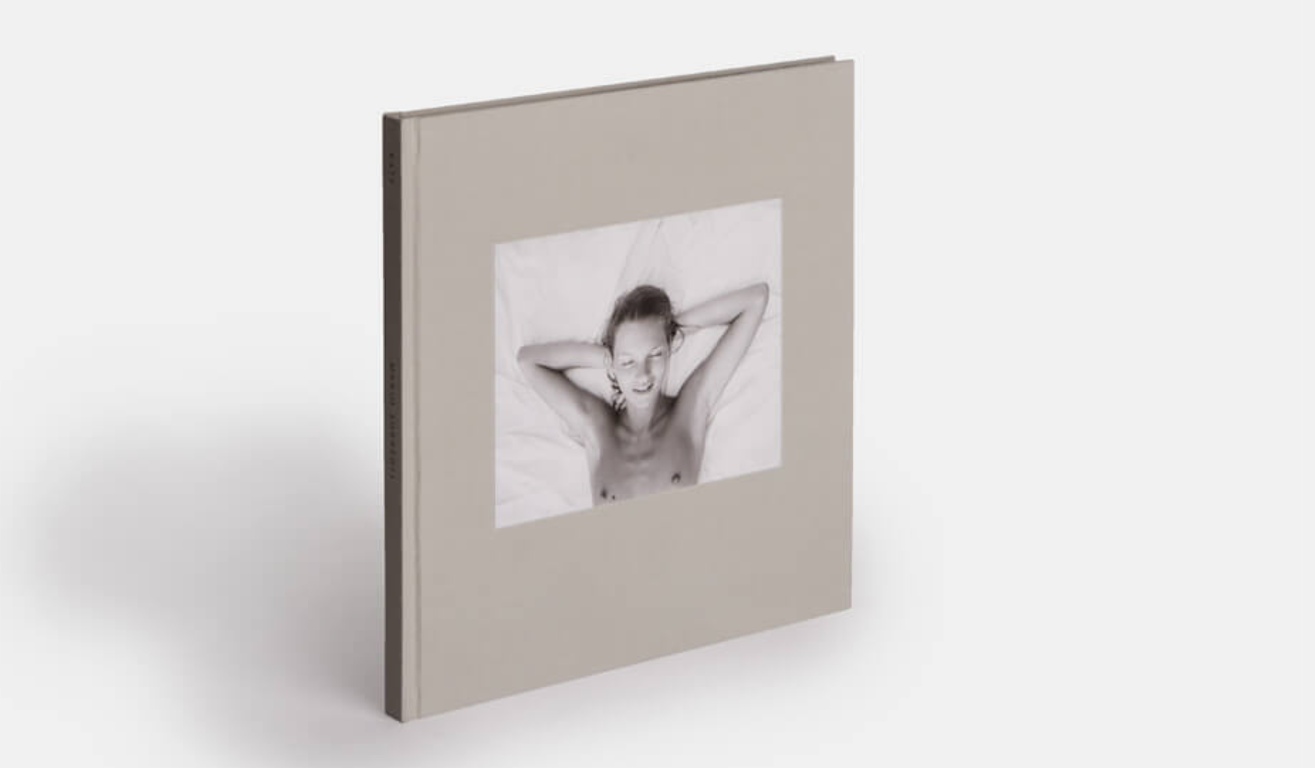 Kate by Mario Sorrenti - In honesty, we are desiring relaxation this festive period. Curl up with this intimate book of photographs of Kate Moss before her rise to fame by then-boyfriend Mario Sorrenti. A book to treasure for its intimacy and for its beautiful portraiture.