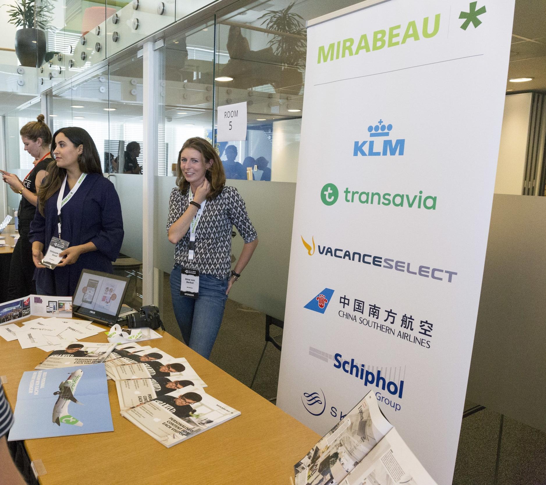 Mirabeau at UXcampAMS16