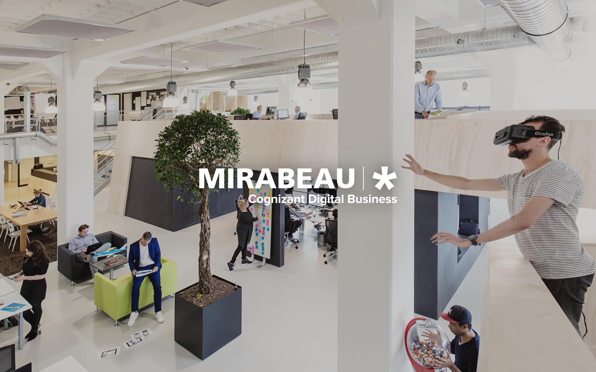 Mirabeau's Amsterdam Office