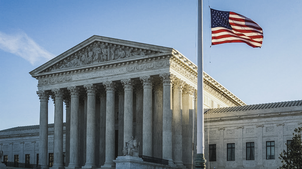 Supreme court passed Civil rights act of 1964
