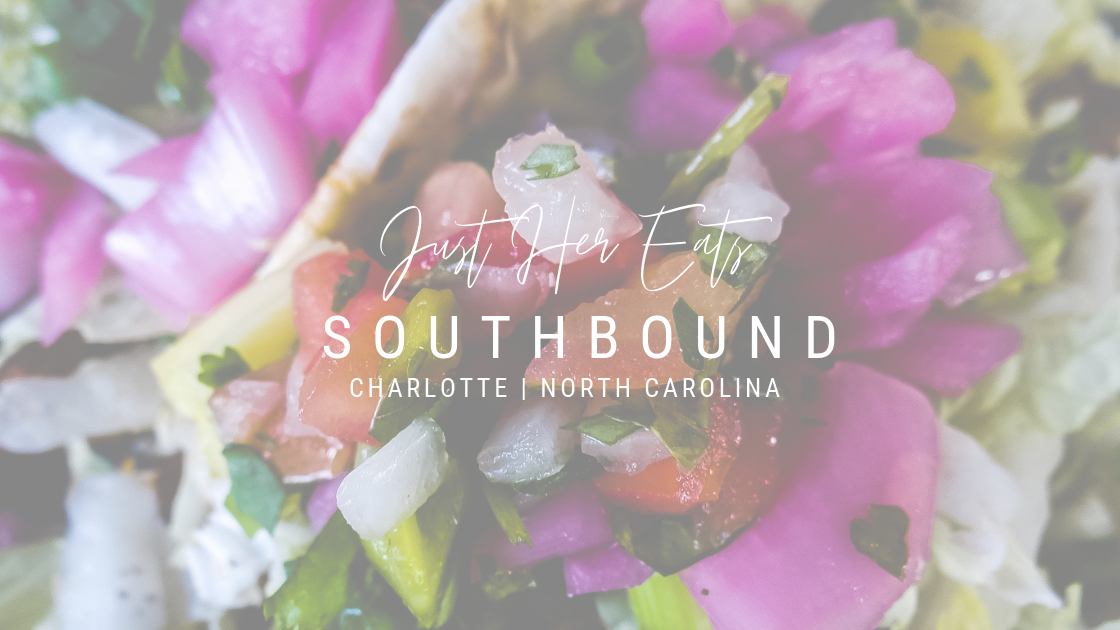 just her eats southbound