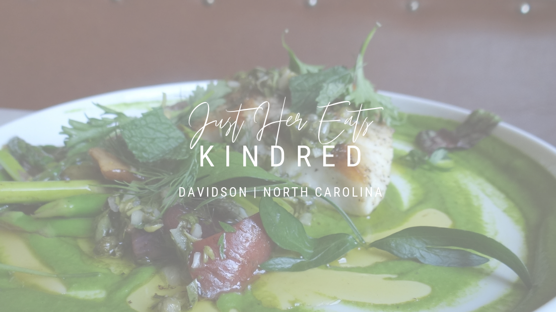 just her eats kindred davidson