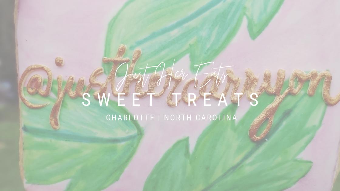 just her eats sweet treats charlotte