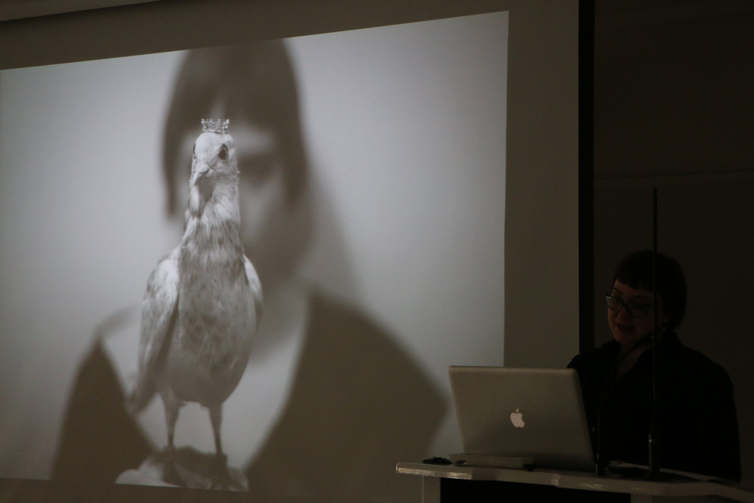 The Living Body : Lecture by Rachel Parry