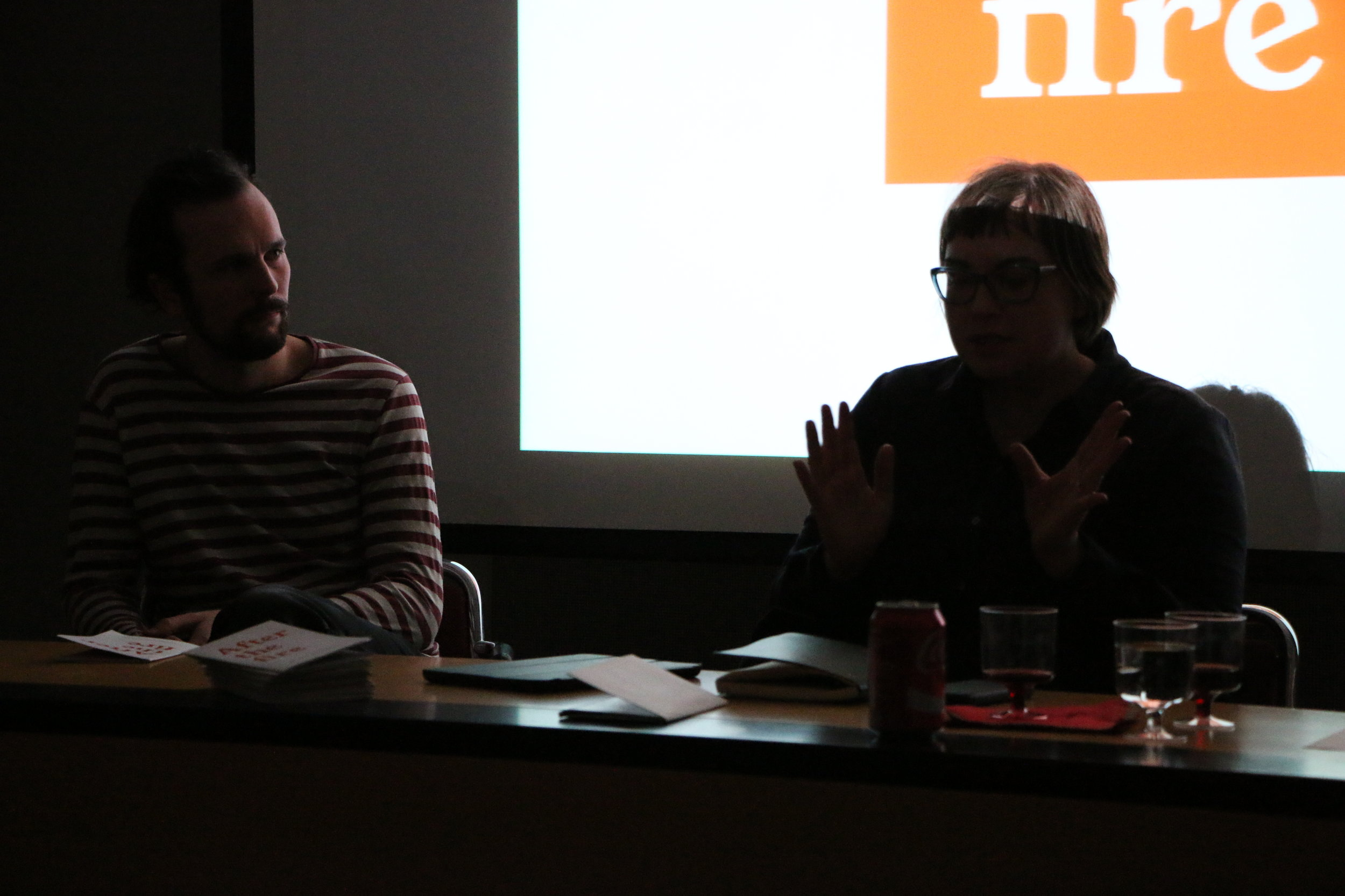 Conference:  Art is not therapy