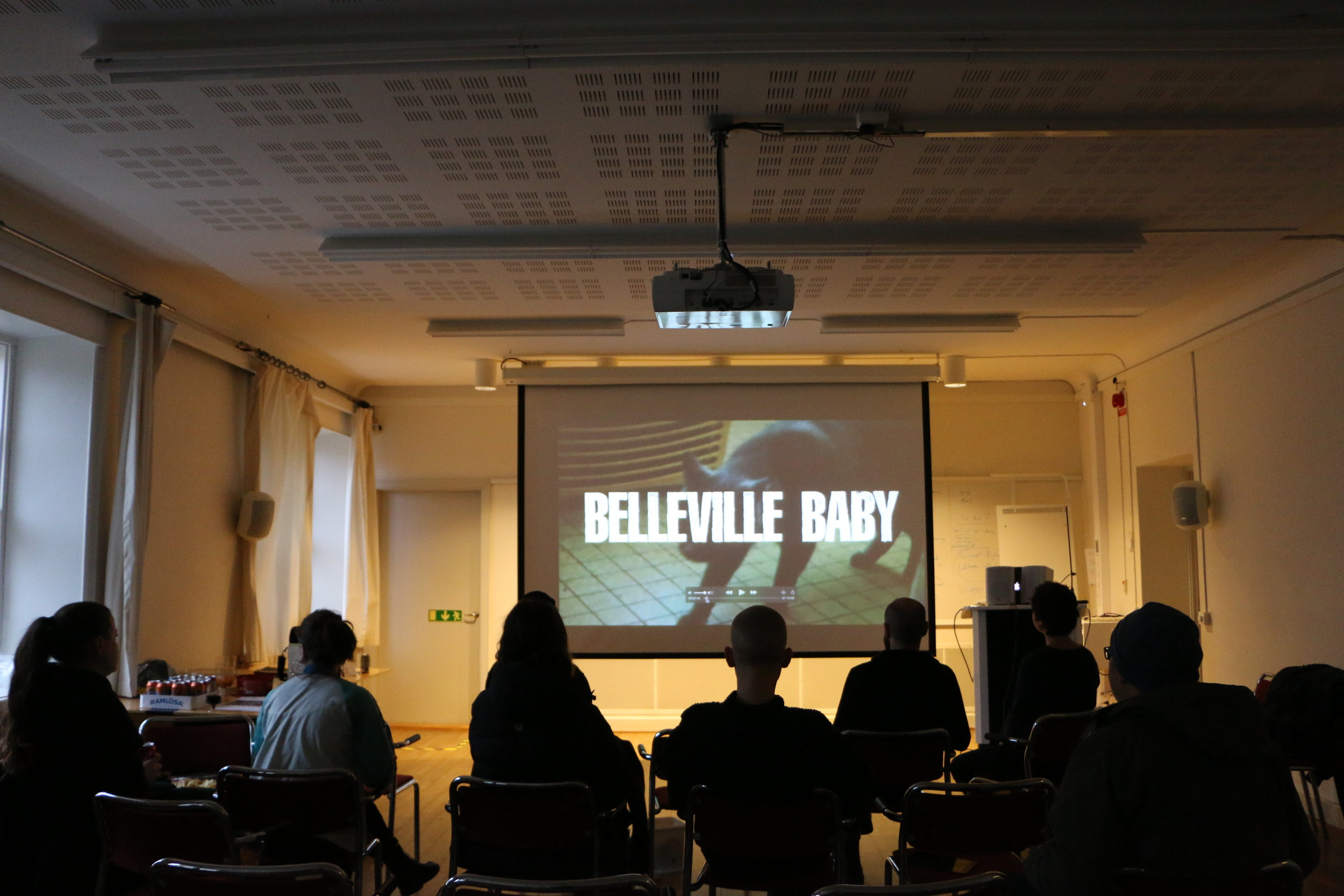 Talk and screening of  Belleville Baby  (2013) by director and producer Mia Engberg