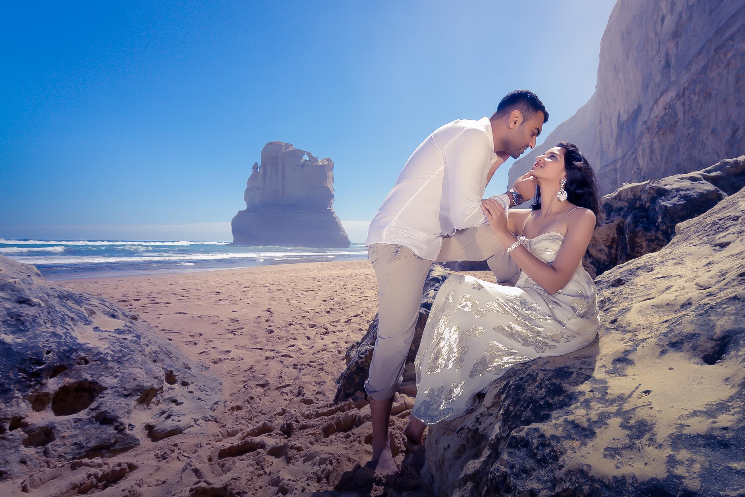 Destination Pre Wedding    Lemo & Jackie