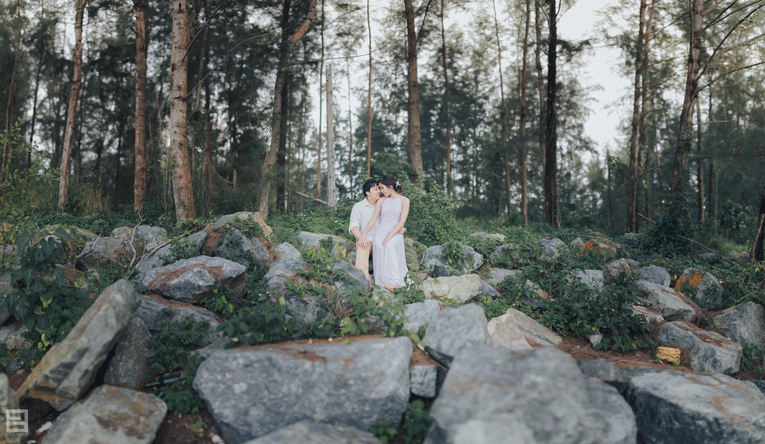 Pre Wedding    Joanne & Ze Choa