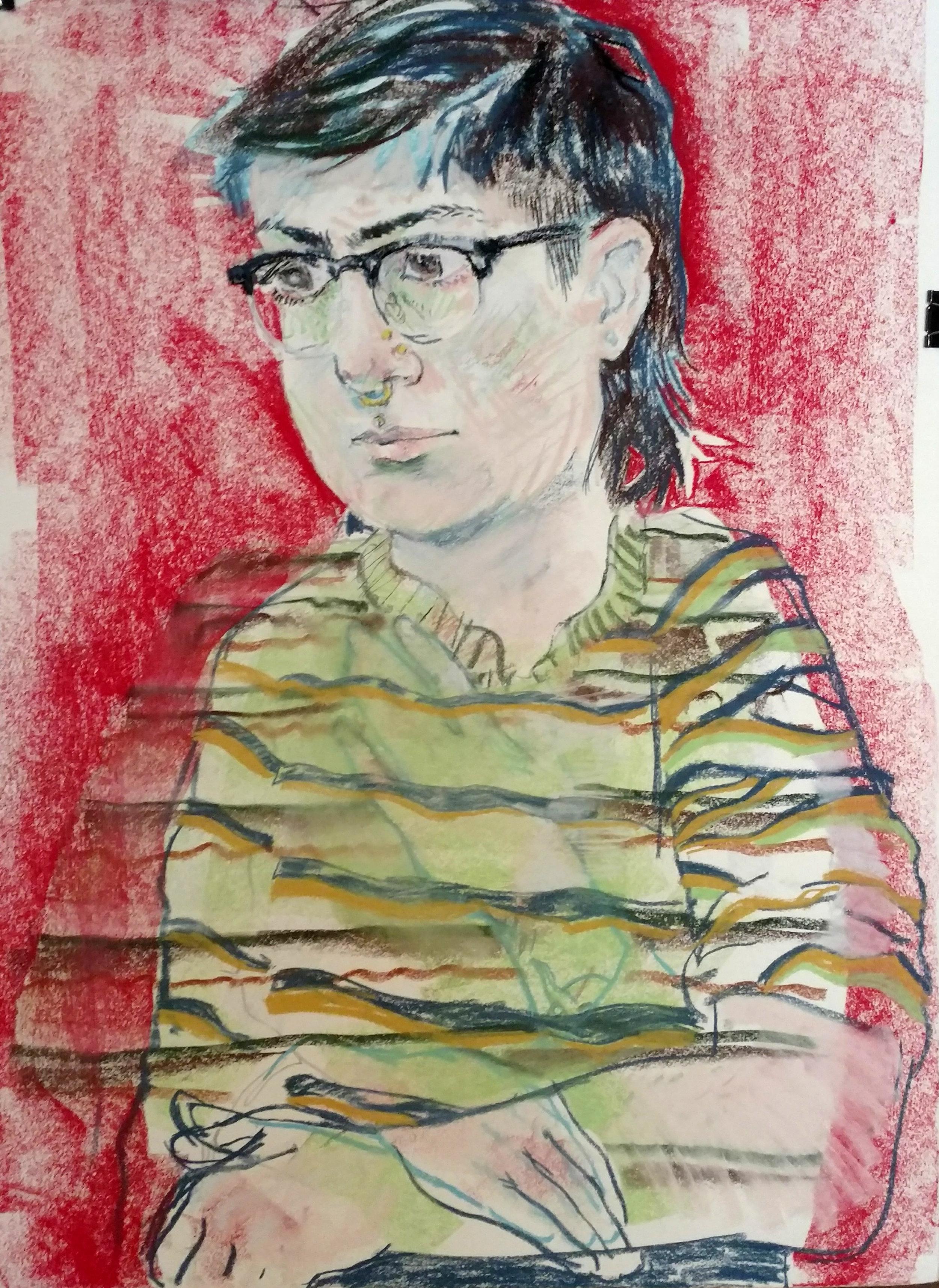 Portrait (Klée)