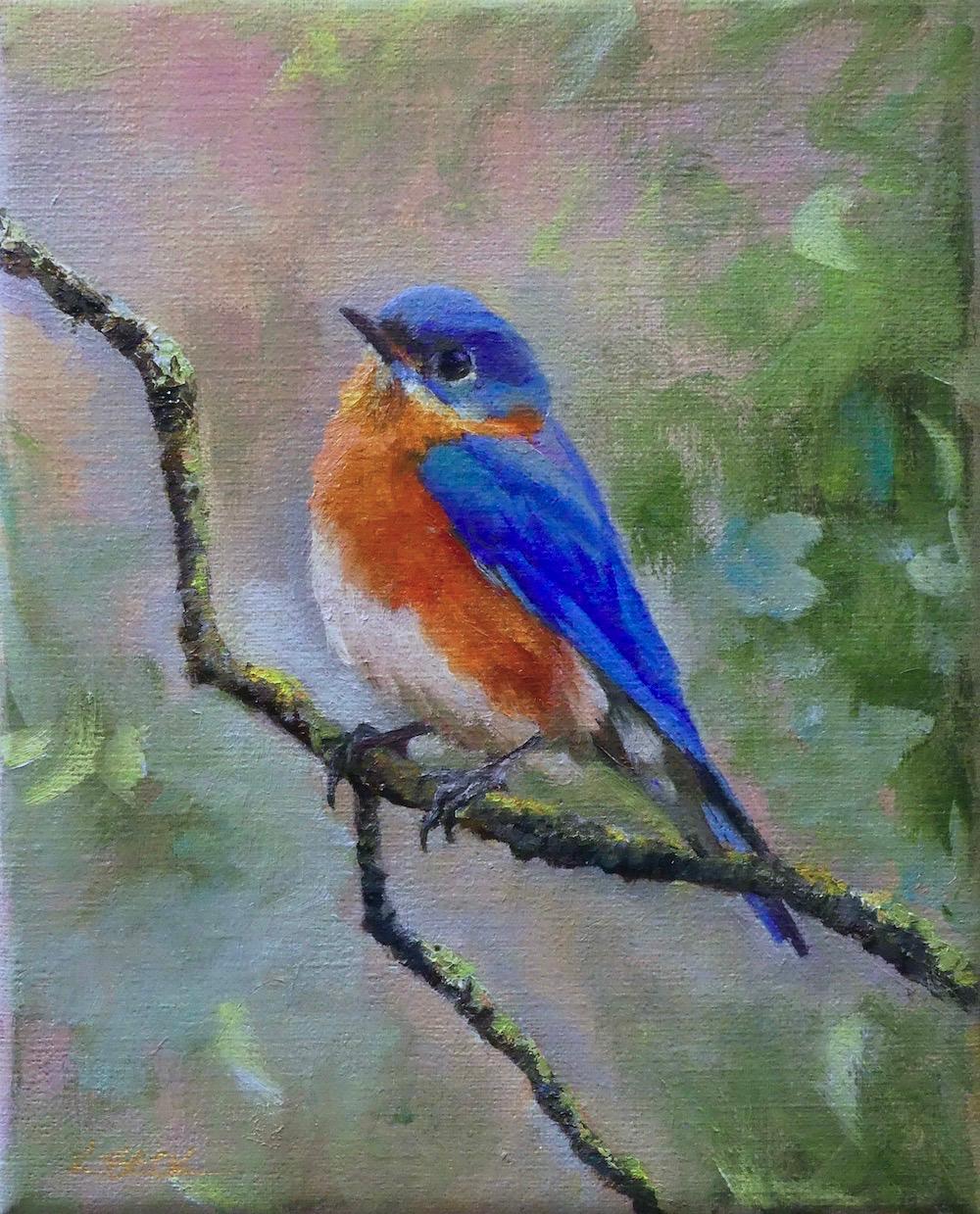 Bluebird in My Soul