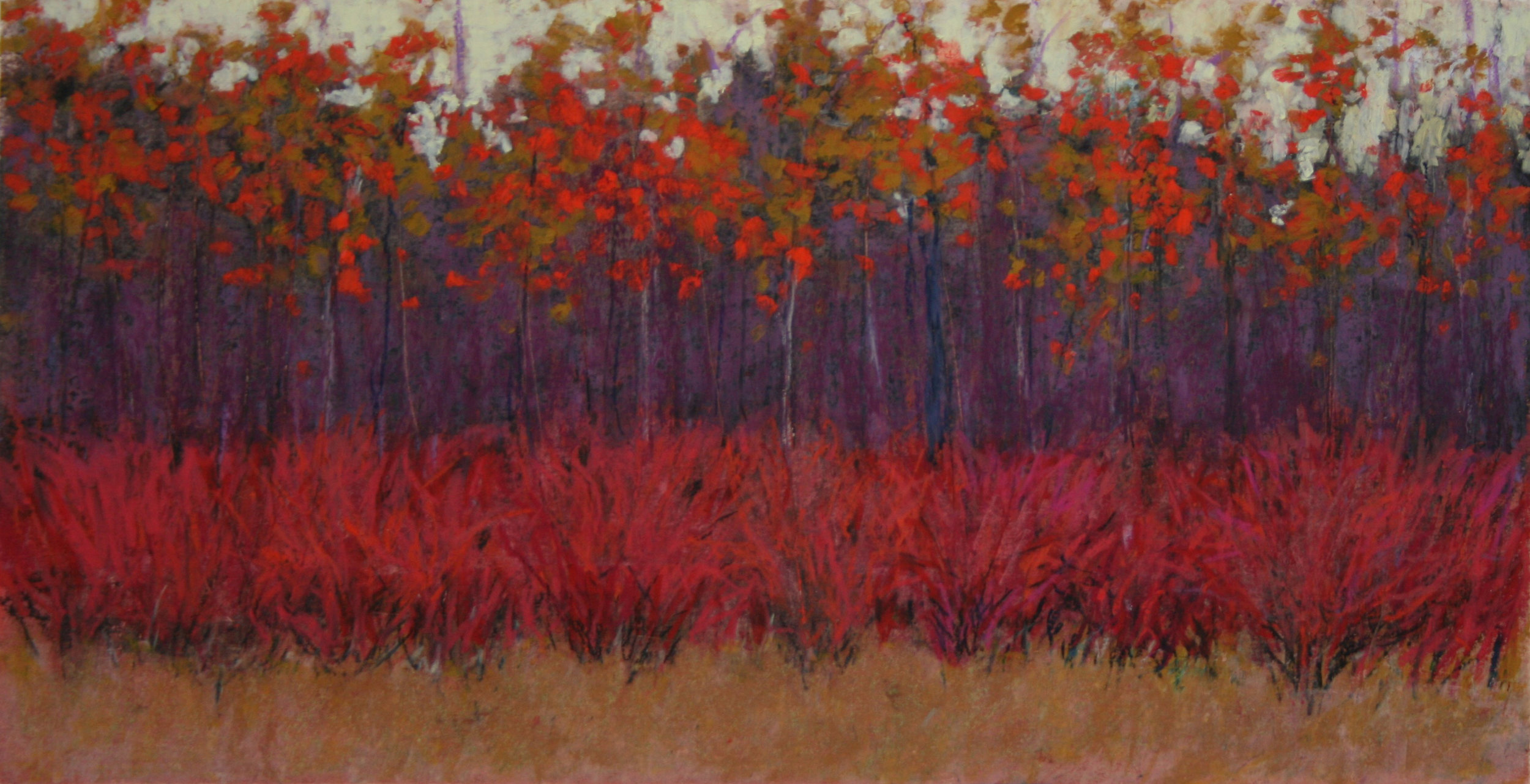 Red Bushes