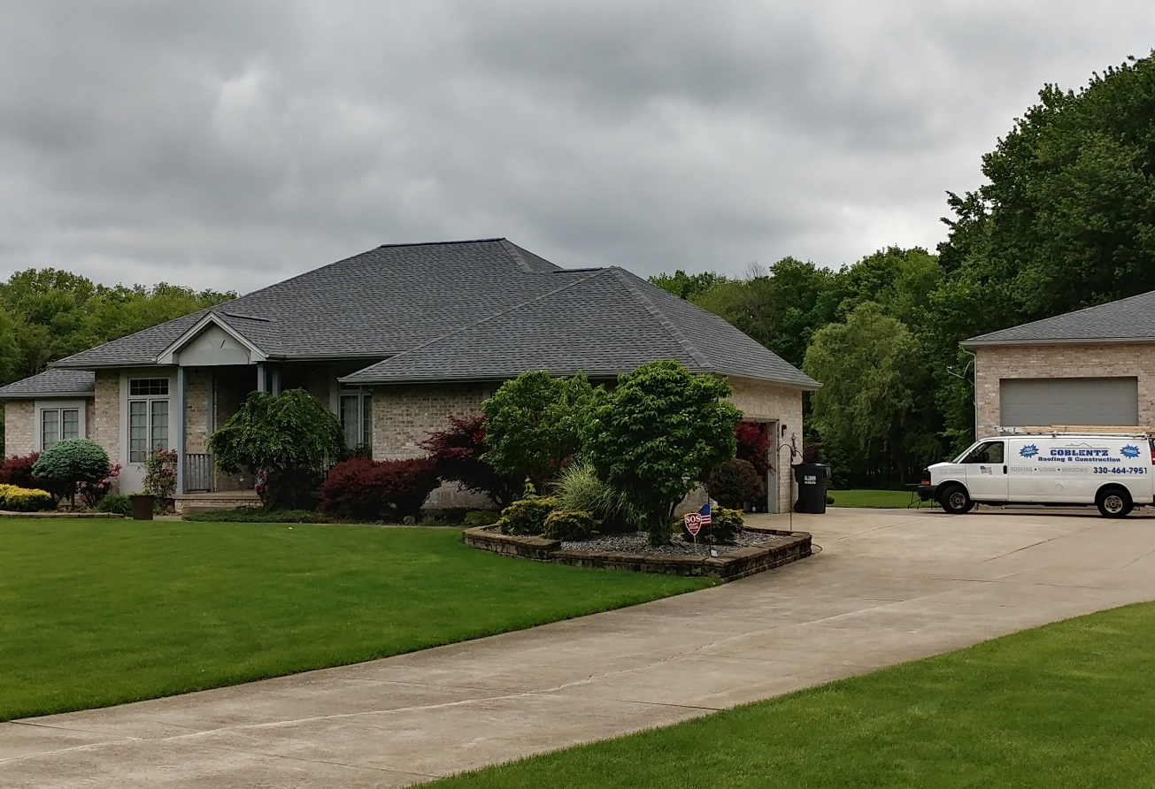 shingle roofers in wooster ohio
