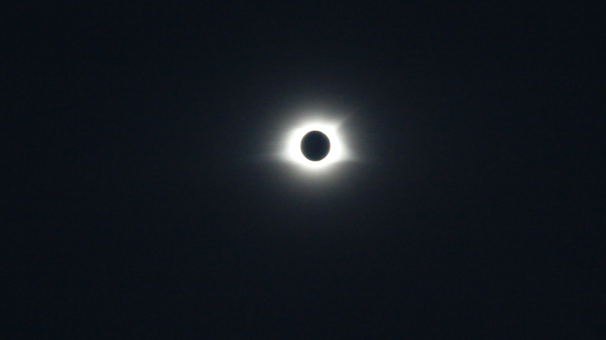solar eclipse 2017.picture credit:  Kim Tateo