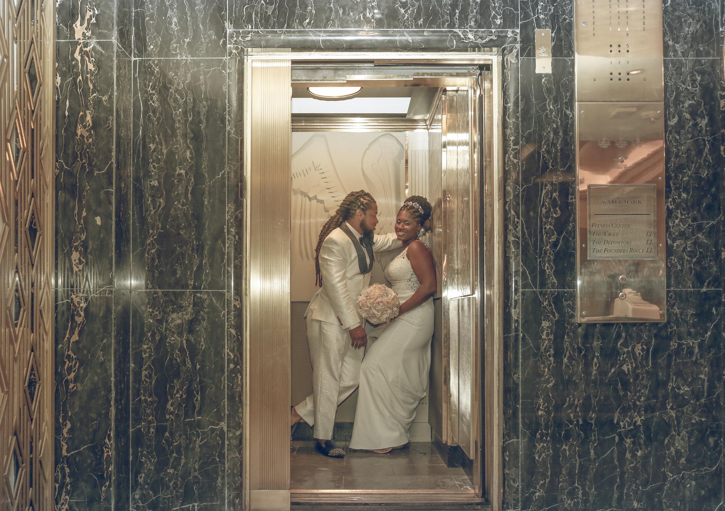 Mykenz + Robert = Married - Baton Rouge, LA