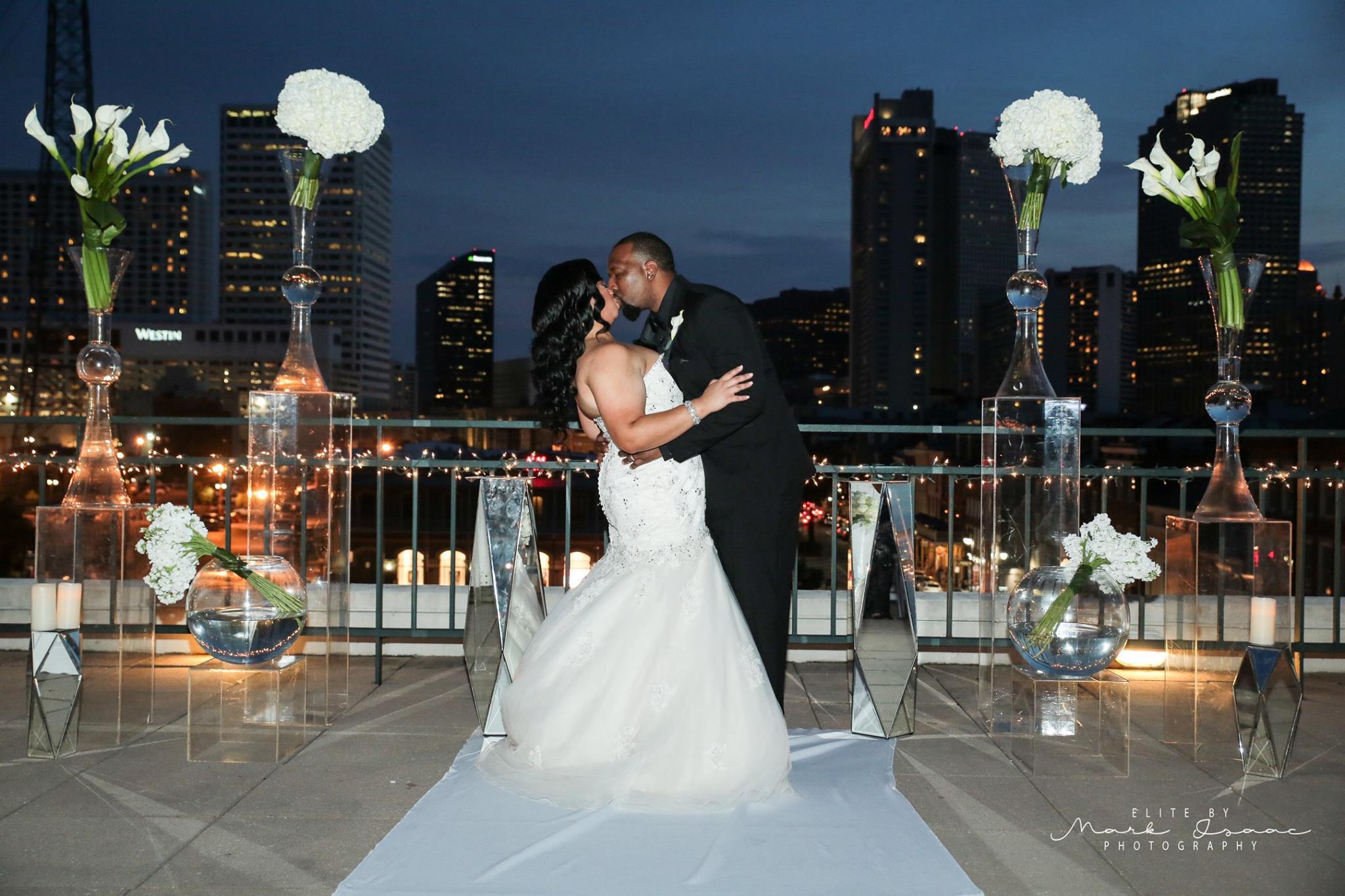 Krystal + Gilfert = Married - New Orleans, LA