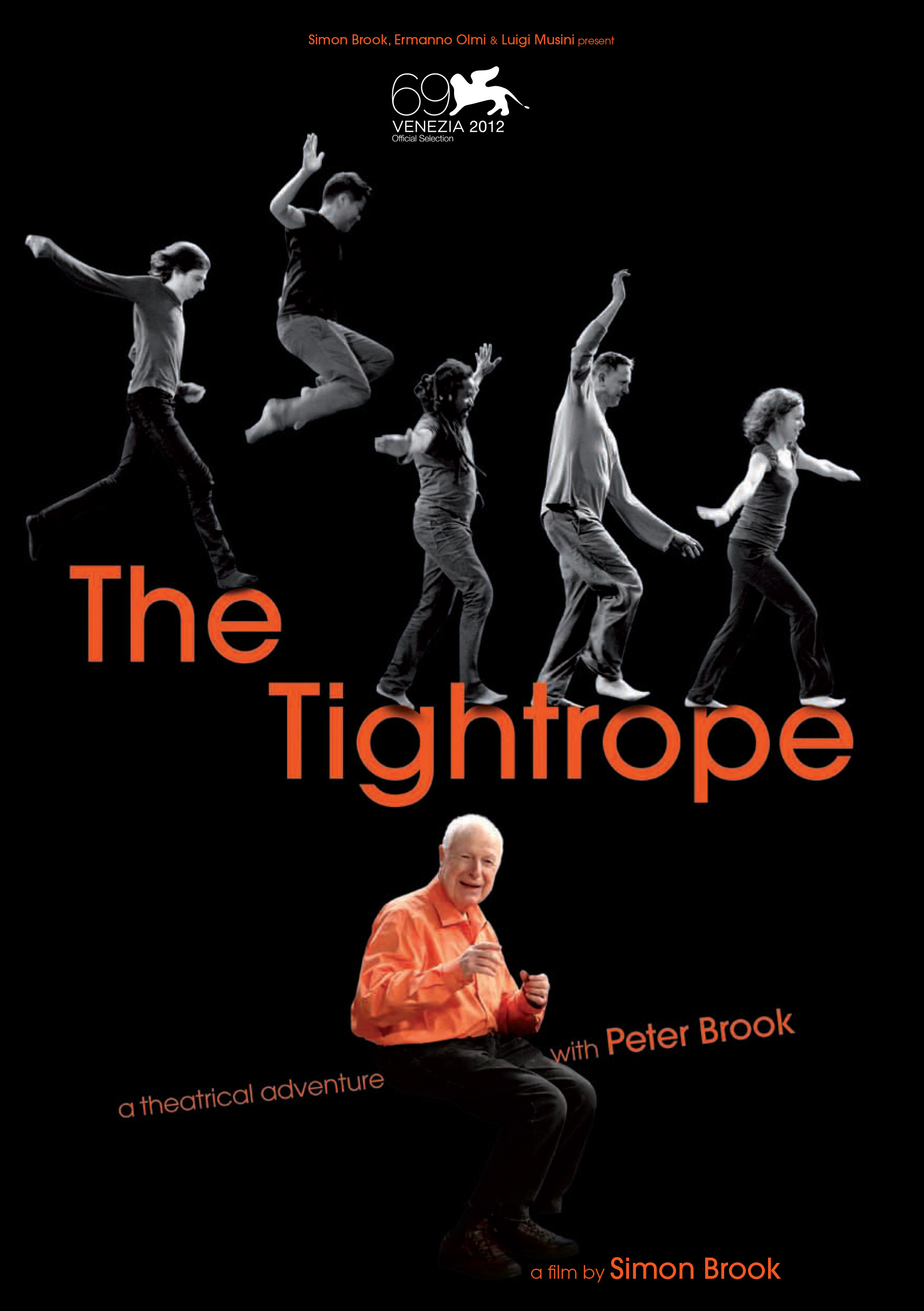 Peter Brook - The Tightrope, a film by Simon Brook