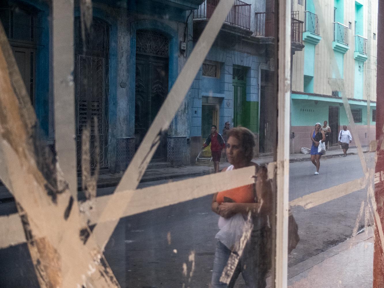 Siempre listo para la próxima tormenta, Fragmented Reflections, © F. Emmanuel Bastien, Manuphotos