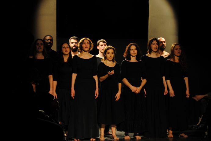 Astragali Teatro, La Proba, © Marina Colucci,
