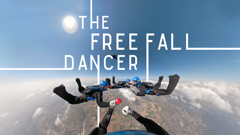 Skyviding, freefalling and dancing. Sounds intense? Not for Sophia Pécout. This is the story of how a classical dancer turned to the skies and became the skydiving world champion.