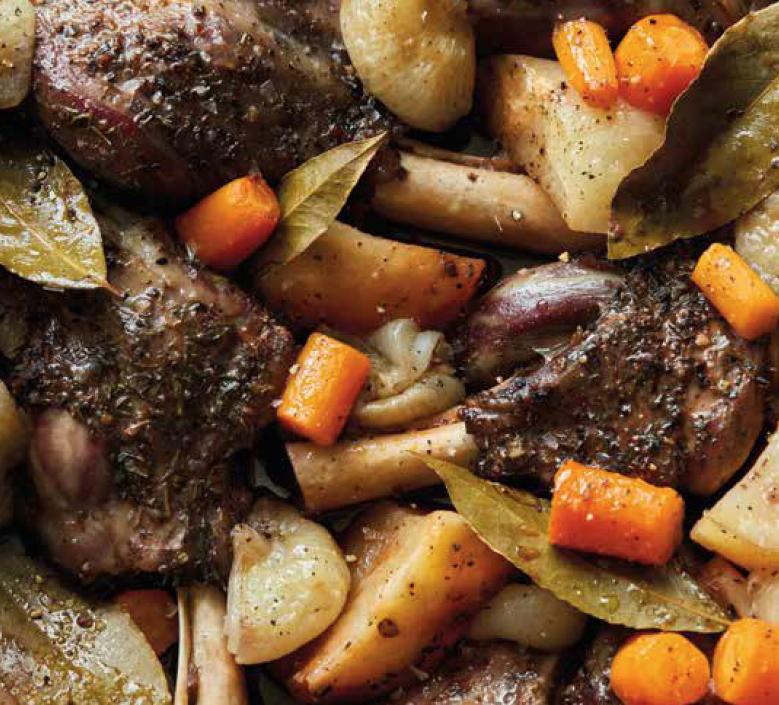 Lamb Kleftico , recipe courtesy of our dear friend Deirdre Guthrie, Bellapais, Cyprus.