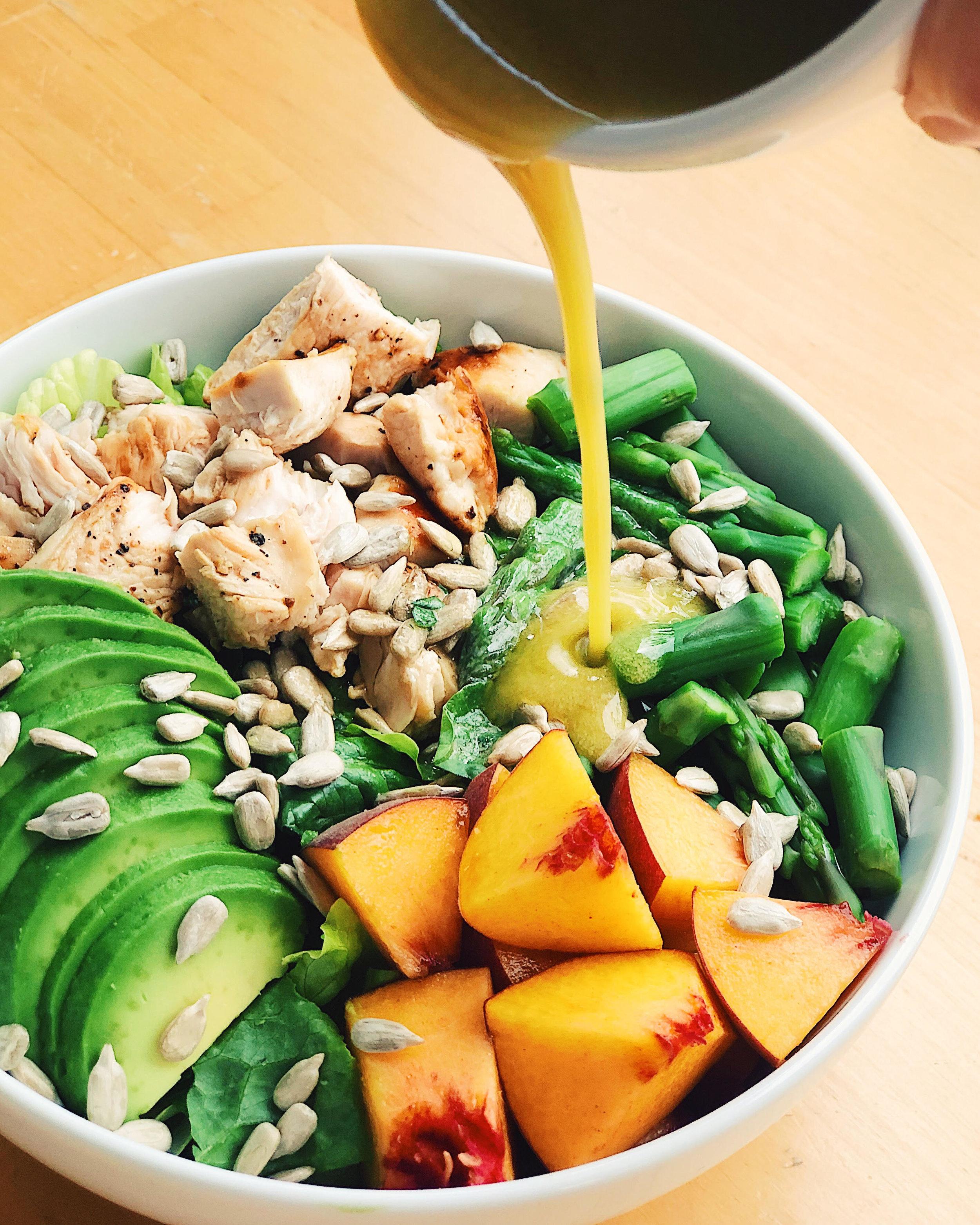 Nourishing Seasonal Salad Dressing Pour.jpg