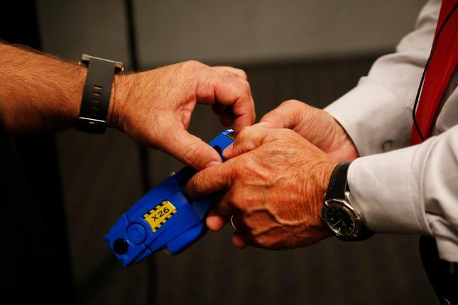 The Santa Clara County sheriff is seeking to get Taser devices for deputies and jail officers in a $45,000 pilot project.