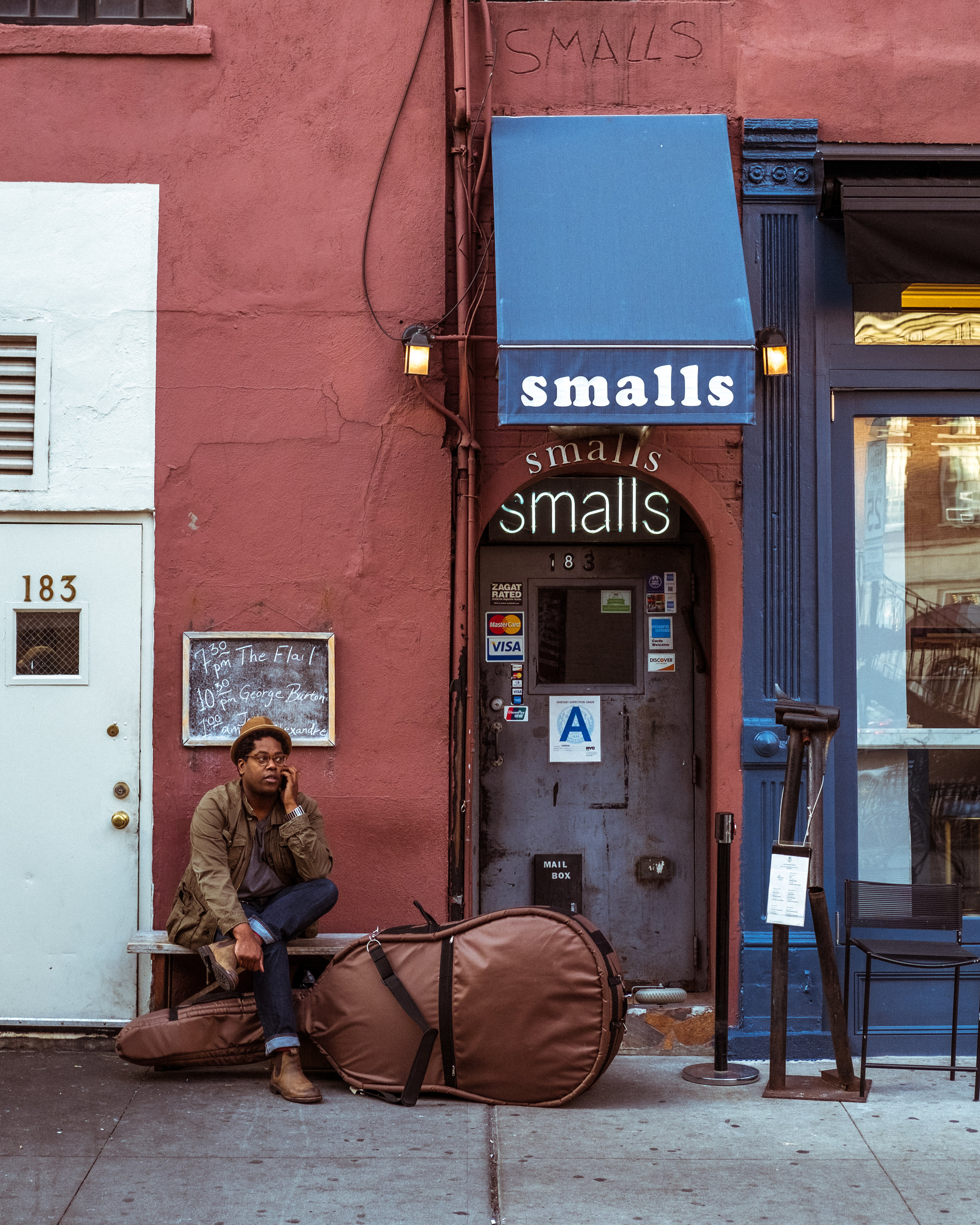 Smalls Jazz Club, New York City