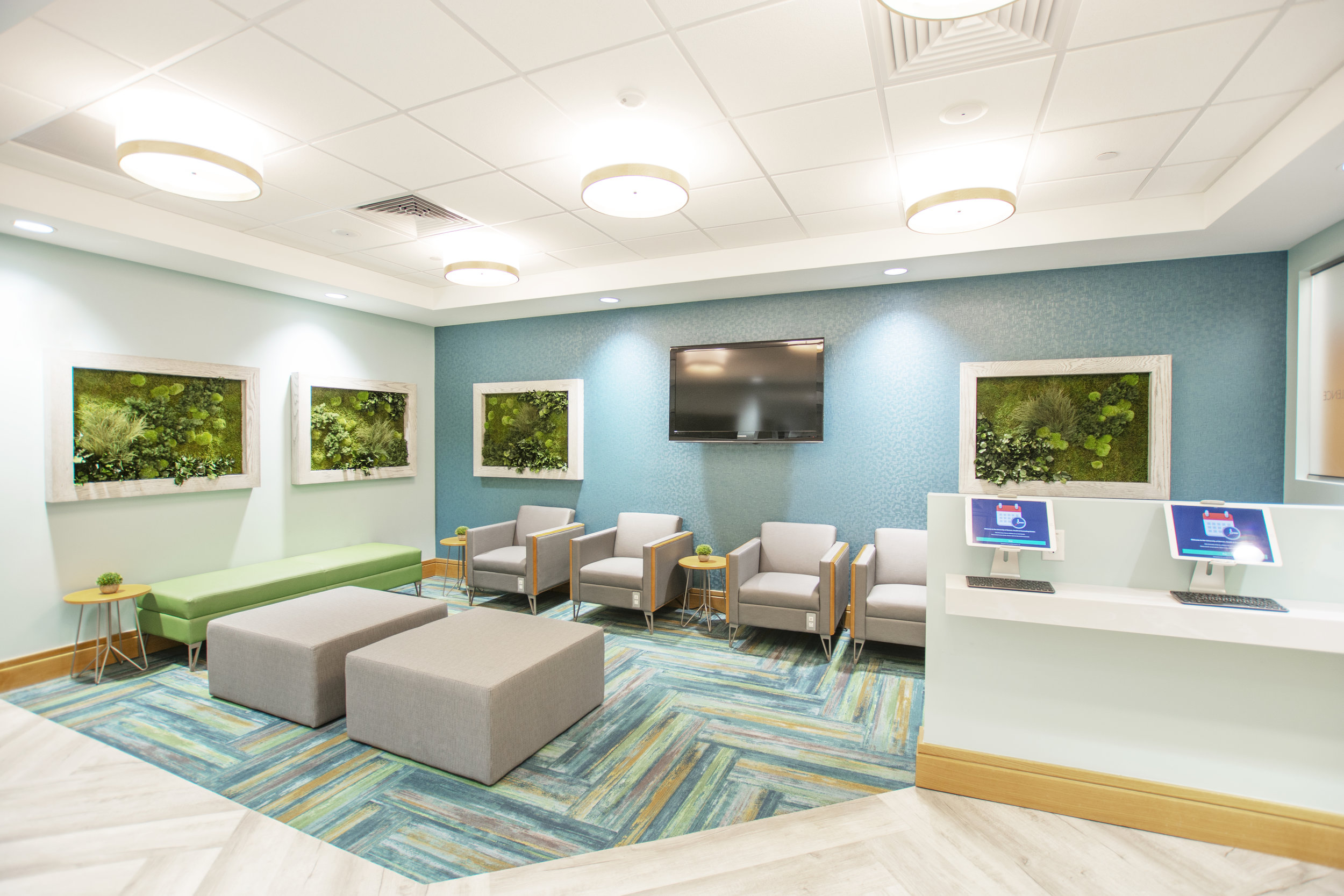A Place for Serenity and Healing at DU Health & Counseling Center -