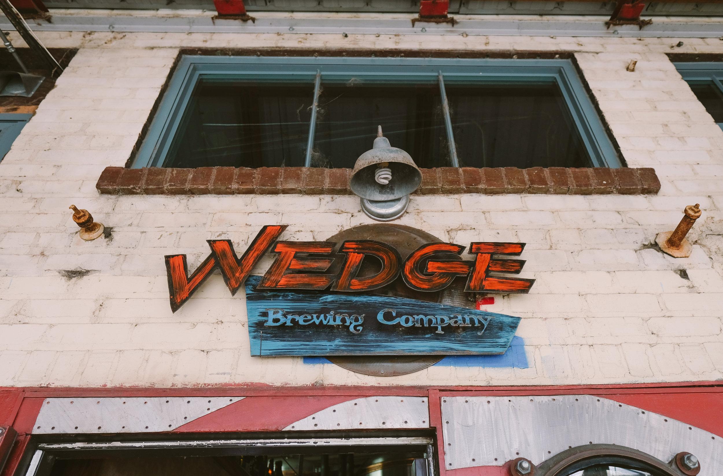 Wedge at Wedge Studios