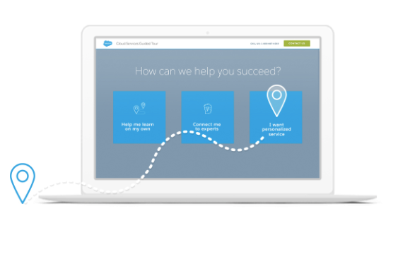 Technology - Client: SALESFORCEUnlock the power of your datacloud services guided tour success Plan email campaign7 salesforce apps to help you be more productive right now