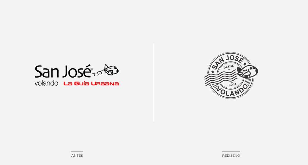 Nuestro logo antes y ahora