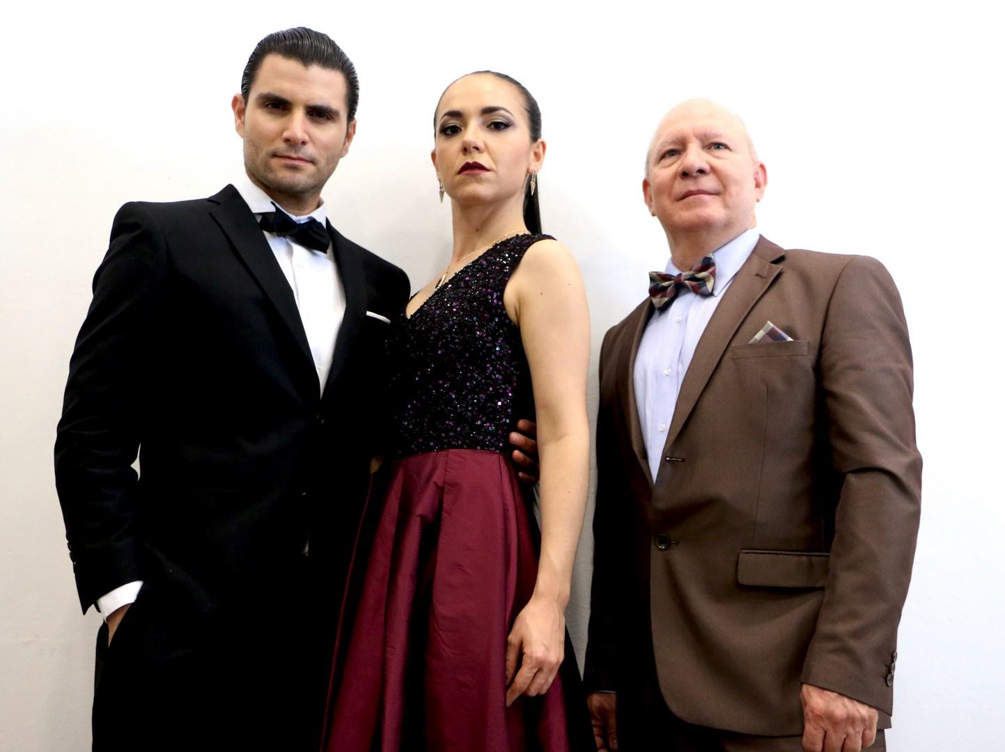 Joaquín Yglesias, Keren Padilla y Fulvio Villalobos