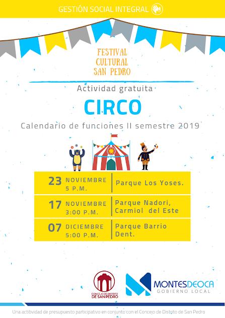 Agenda de Eventos — San José Volando