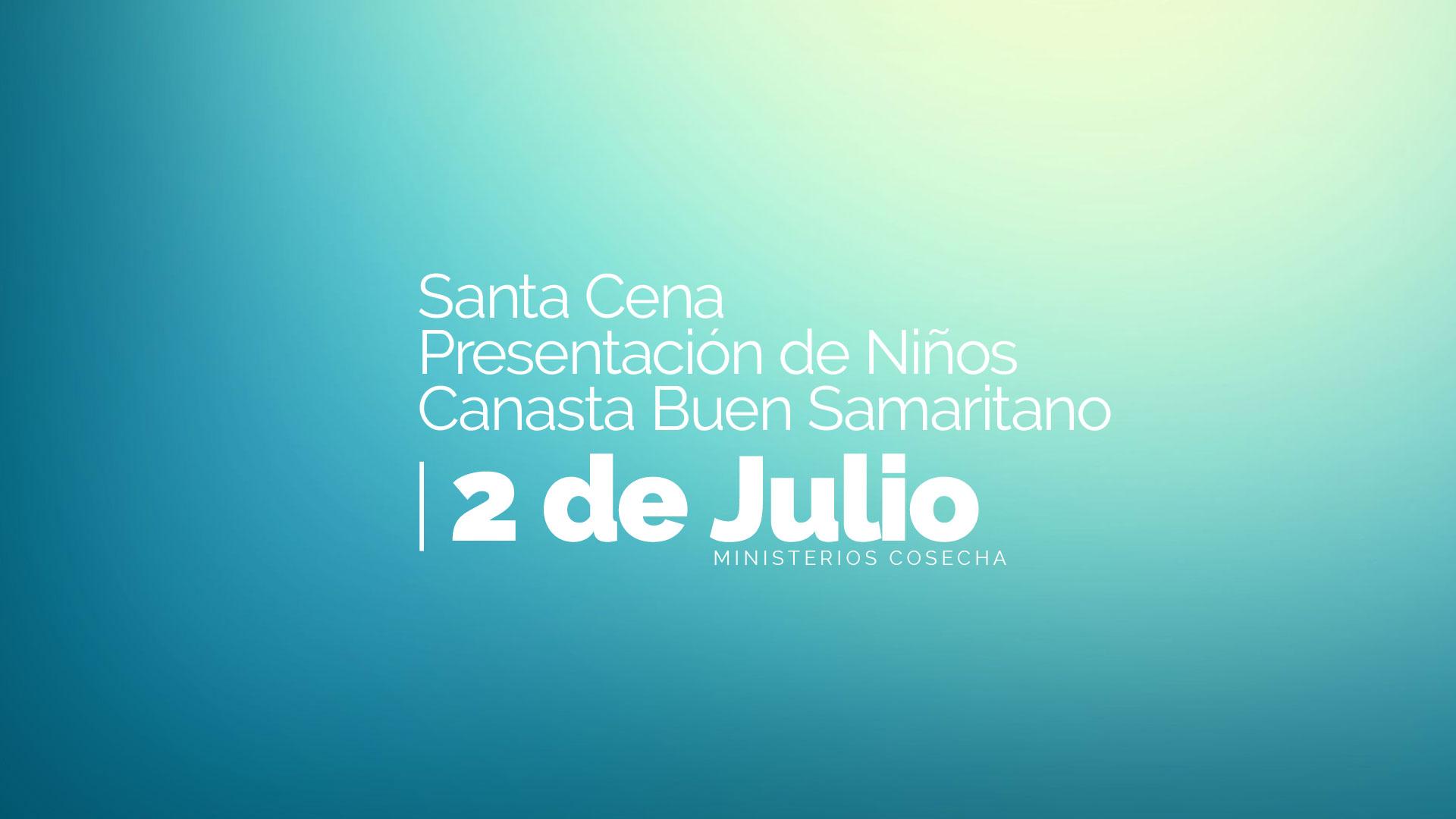 Santa Cena Ministerios Cosecha