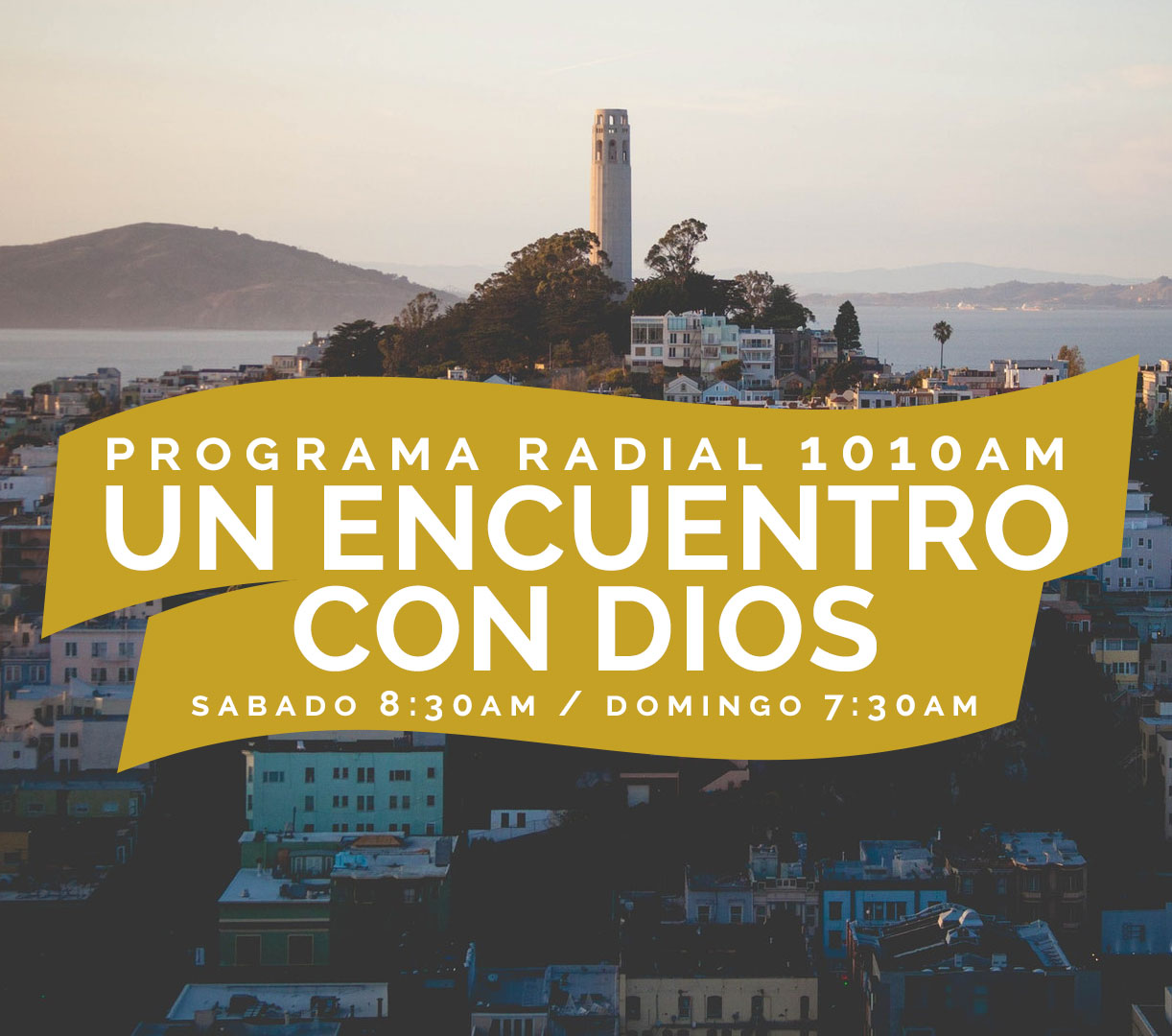 Un Encuentro con Dios