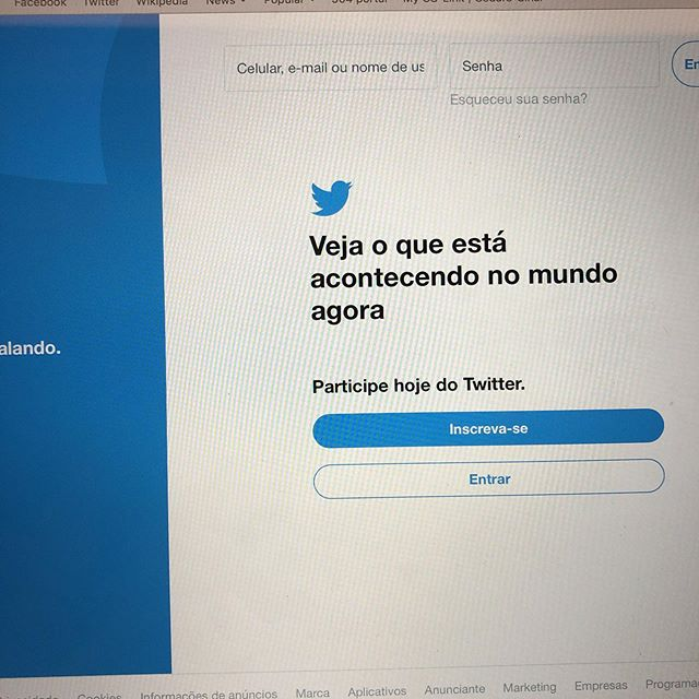 hey! someone. anyone at @twitter ! please help me! i have a verified account that has been hacked and i can lo longer log in and now the twitter page will only go to a page in portuguese! i have emailed your customer support many times but they keep telling me to change my email on the account. which i don't want to do. nor can i. i need actual assistance as this has almost been a full week now of me begging for help. twitter! anyone at twitter?! please dm me! i'm so frustrated with the horrendous customer service. please please stop sending me auto responses that are not helpful. are there any real people at twitter?!?!?!?? need twitter support!