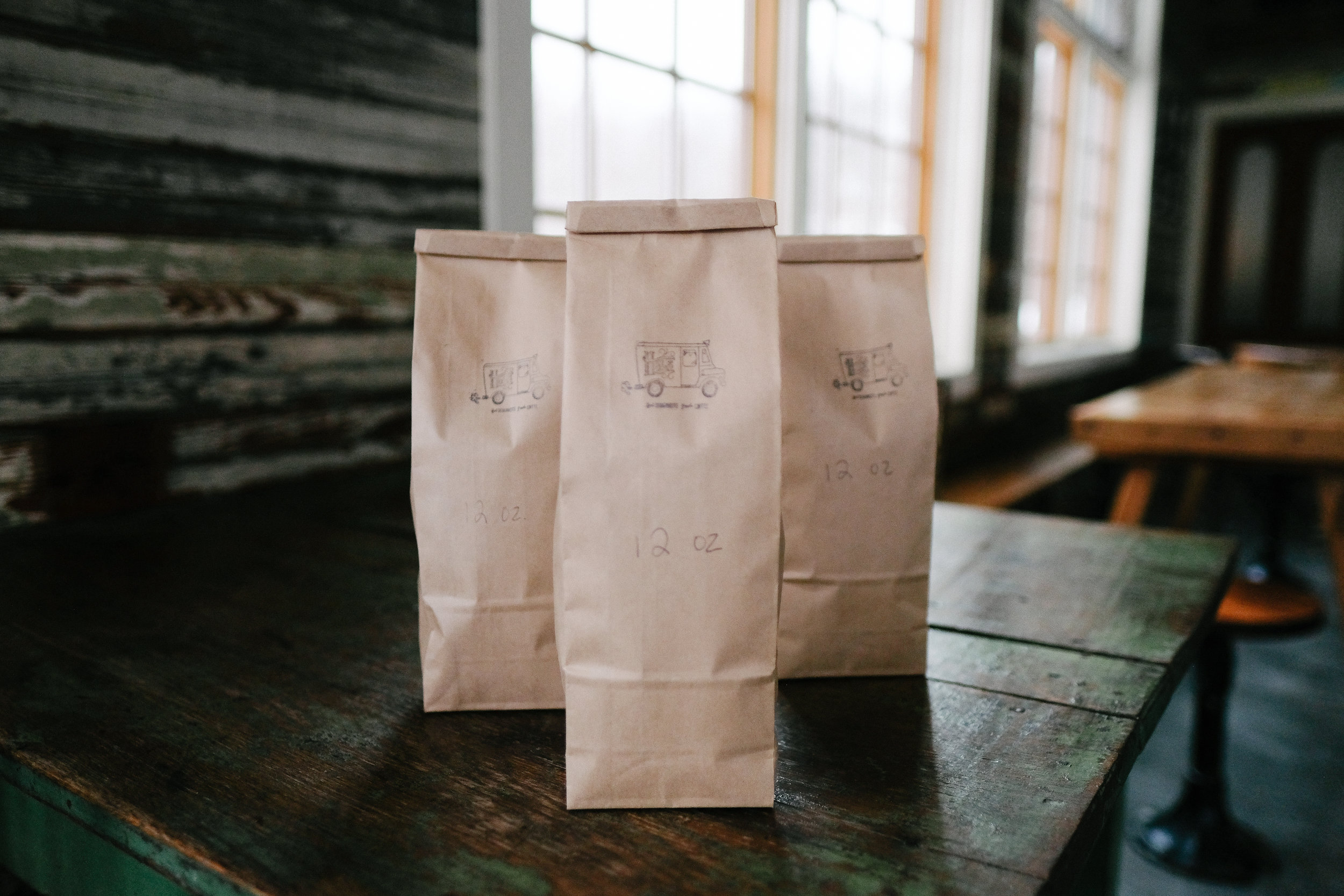 Penny Cup Coffee Co. at Hole Doughnuts