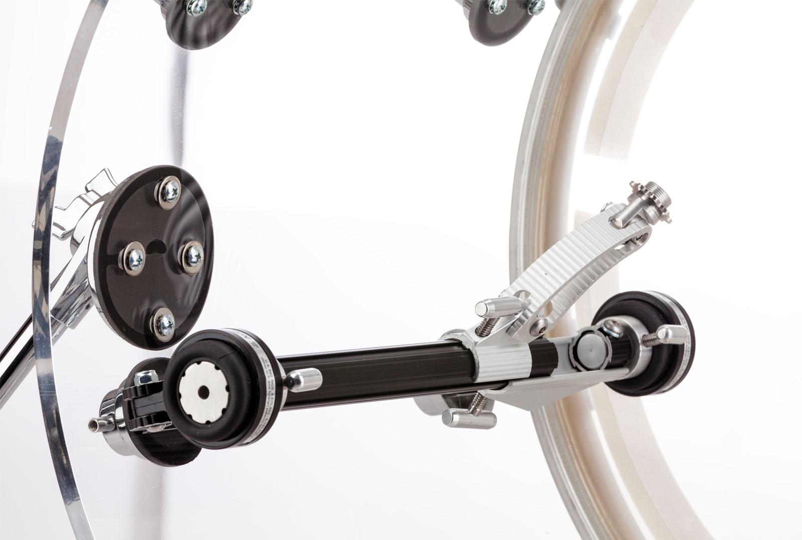 Internal Miking System | Monorail  detail