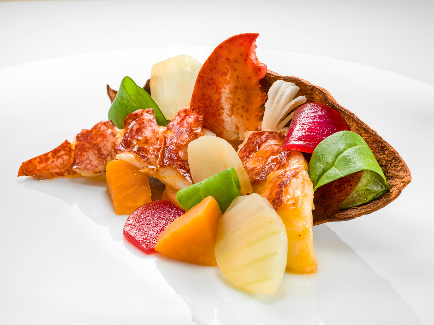 Lobster with sweet potatoes and vegetables.jpg