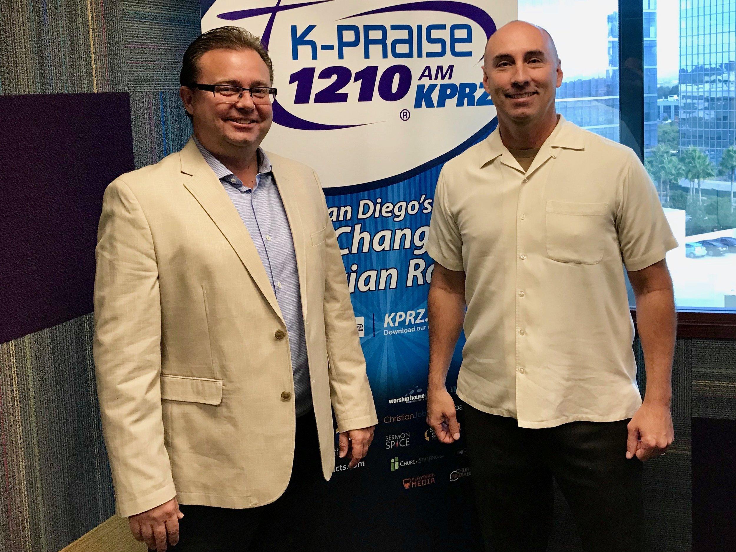 Scott Furrow and Marc Kitsko