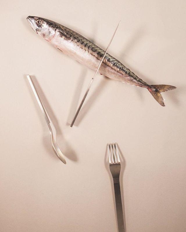 Cutlery. - by @mullervanseveren for @valerie_objects - #mullervanseveren #cutlery #valerieobjects #objectdesign #designobject #productdesign #design #interiordesign #baronesso